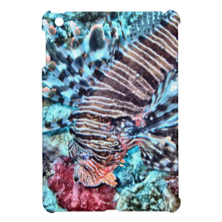Abstract Lion Fish iPad Mini Case