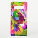 Abstract Lion Samsung Galaxy S10+ Case