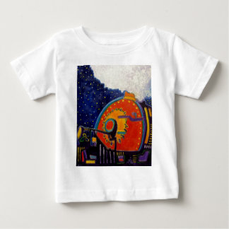 Abstract Loco Motive by Piliero T-shirt