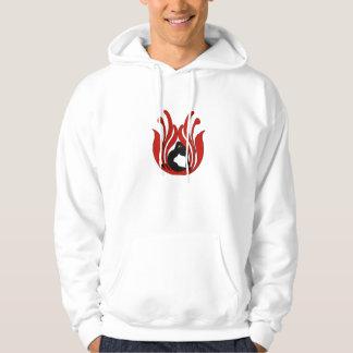 Abstract Lotus - Yoga Sweatshirt