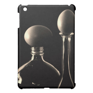 Abstract love iPad mini cover