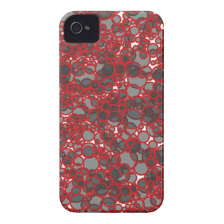 Abstract Love iPhone 4 Case