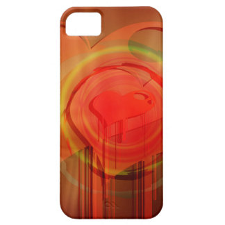 Abstract love Iphone case iPhone 5 Cases