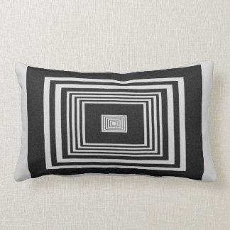 abstract lumbar pillow