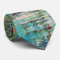 Abstract Luxury Tie