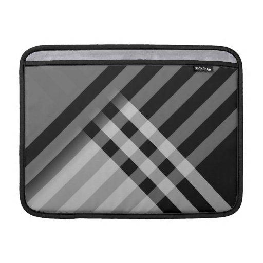 abstract MacBook sleeves
