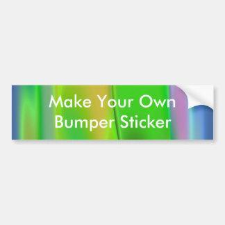Abstract Madonnas Bumper Sticker