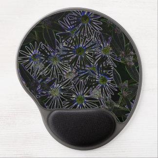 Abstract Magic Flower Gel Mousepads