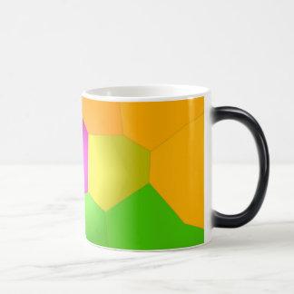 abstract magic mug