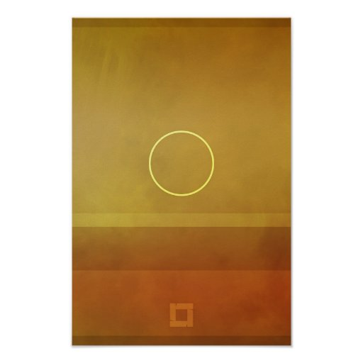 Abstract Magnetism 05 Poster