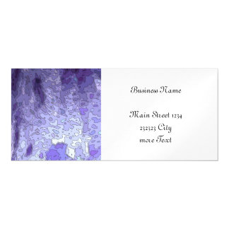 abstract maps blue magnetic card
