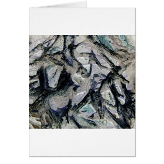 Abstract mason like background, customize it! card