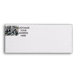 Abstract mason like background, customize it! envelope