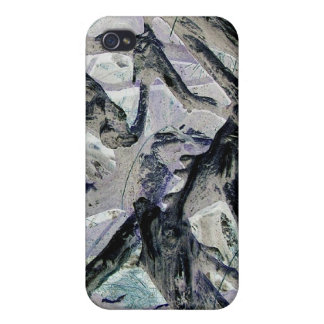 Abstract mason like background, customize it! iPhone 4/4S case