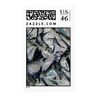 Abstract mason like background, customize it! stamp