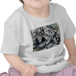 Abstract mason like background, customize it! shirt