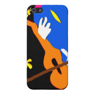 Abstract Matisse Style Violin Cases For iPhone 5
