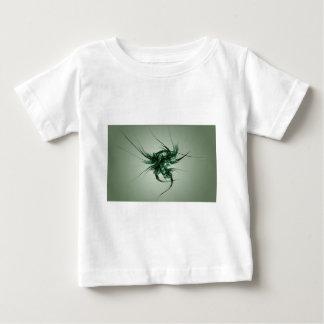 Abstract Matrix Green Things Tee Shirt