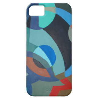 Abstract Matter of Fact iPhone SE/5/5s Case