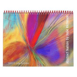 Abstract Meditation -  Nature Calendar