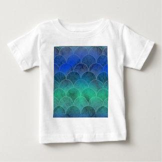 Abstract Mermaid Scales Shirt
