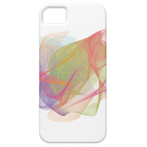 Abstract Mesh 10 Phone Case iPhone 5 Covers