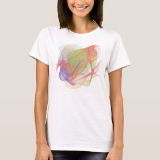 Abstract Mesh 10 T-Shirt