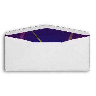 Abstract Microorganism Purple Brown Envelopes