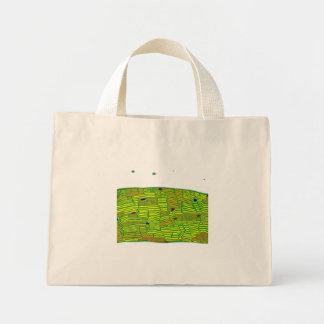 abstract, midori-nekko-chan, midori-nekko-chan... canvas bags