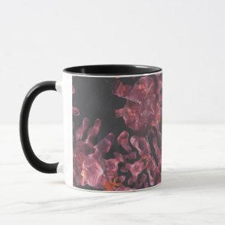 Abstract Mixed Media five Mug