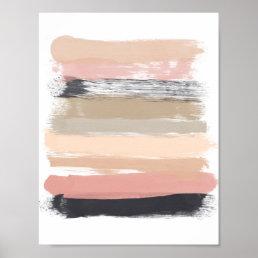 Abstract Modern Art Poster