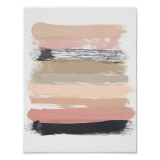 Abstract Modern Art Poster