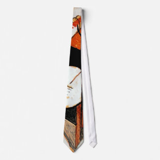 Abstract Modern Art Tie - by Albert Gleizes 1915