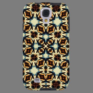 Abstract modern pattern galaxy s4 case
