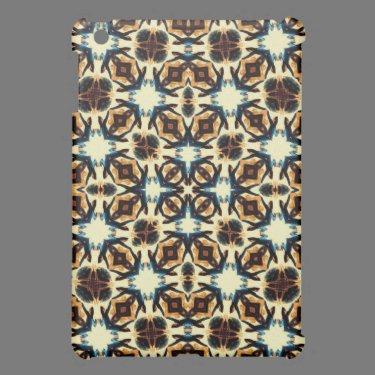 Abstract modern pattern iPad mini case