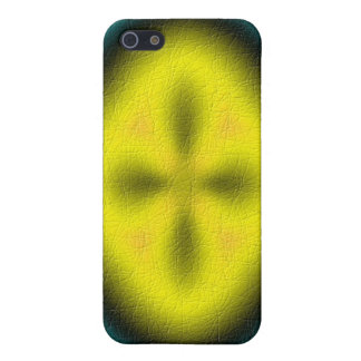 Abstract modern pattern iPhone SE/5/5s cover