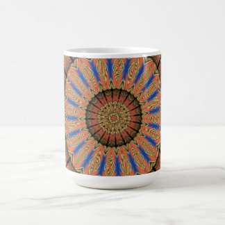 Abstract modern pattern coffee mug