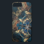 "Abstract Mosaic Blues iPhone 7 Pluss iPhone 8 Plus/7 Plus Case<br><div class=""desc"">Abstract Mosaic Blues</div>"