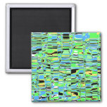 Abstract Mosaic Magnet