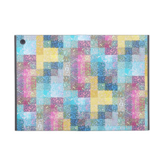 Abstract Mosaic Tiles Case For iPad Mini
