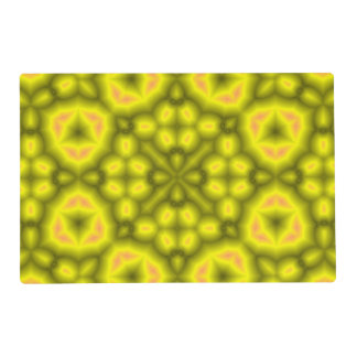 Abstract most yellow.png placemat
