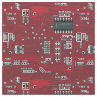 Abstract motherboard fabric