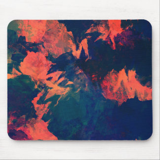 Abstract Mouse Mat