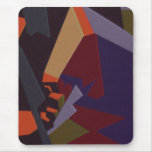 Abstract_ Mouse Pad