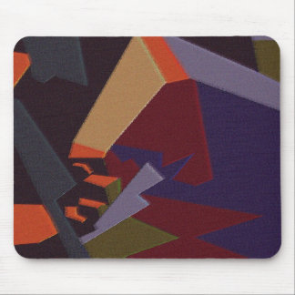 Abstract_ Mouse Pads
