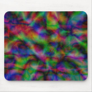 Abstract Mousemat