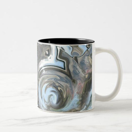 Abstract Mug Design