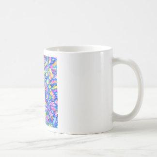 Abstract - Multi #1 Mug