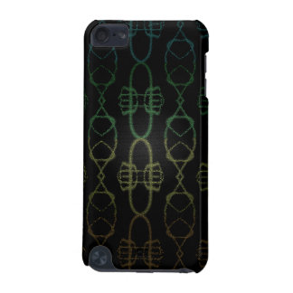 Abstract Multi-Colored Lines iPod Touch 5G Case