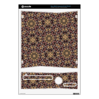Abstract multicolored Pattern Skins For The Xbox 360 S